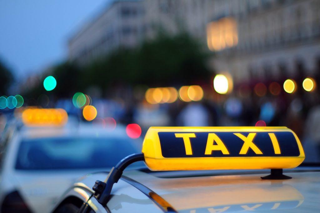 Проблемы современных служб такси Украины