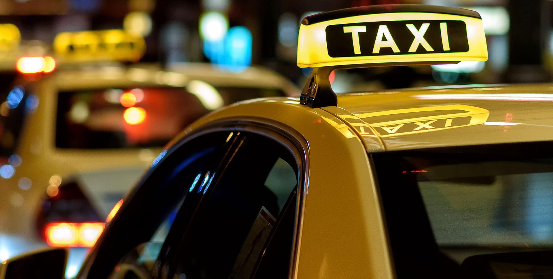 Как стать партнёром службы такси