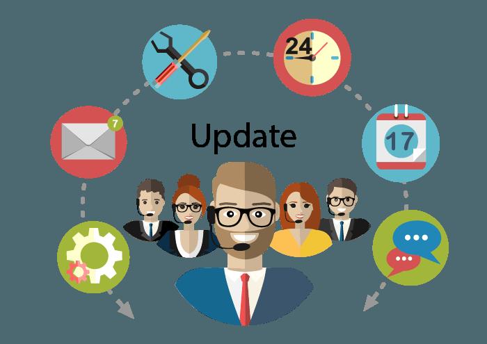 Обновления программного комплекса от 1.06.2018