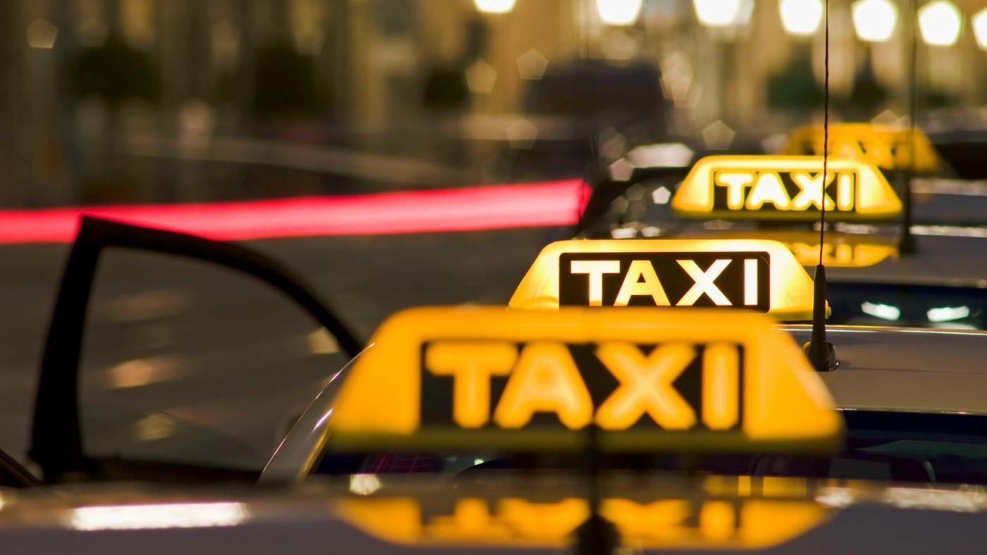 Такси: современный подход к организации работы
