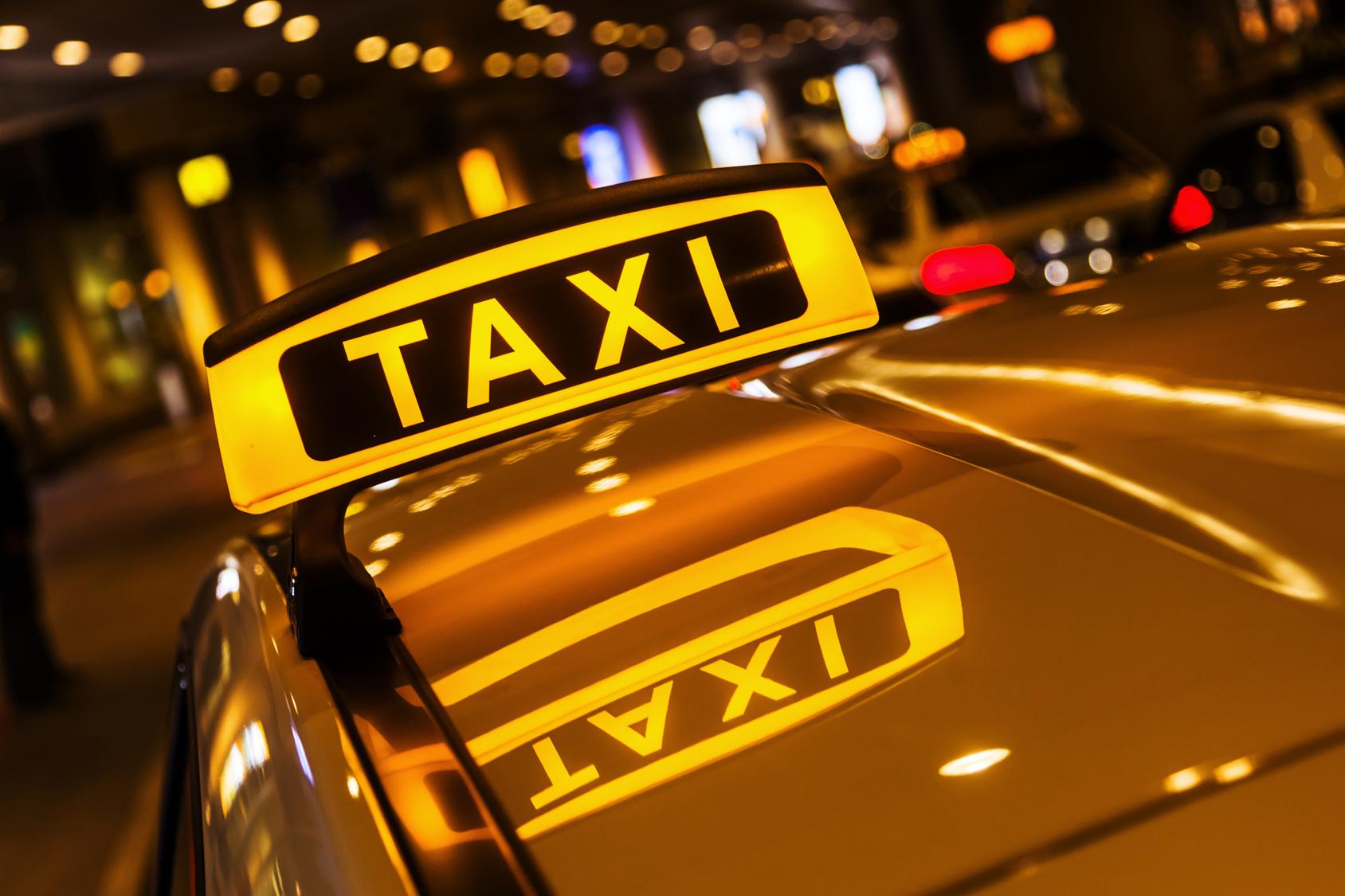 Как открыть службу такси в небольшом городе?