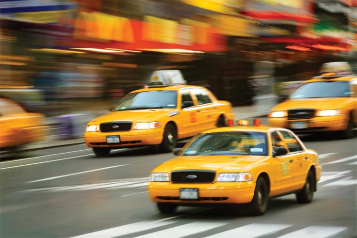 Повысить конкурентоспособность и уровень сервиса службы такси