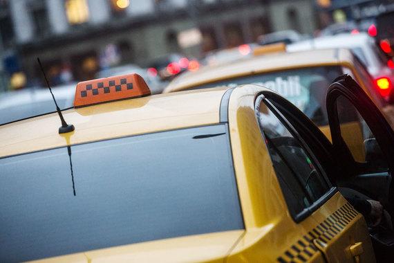 Современная служба такси