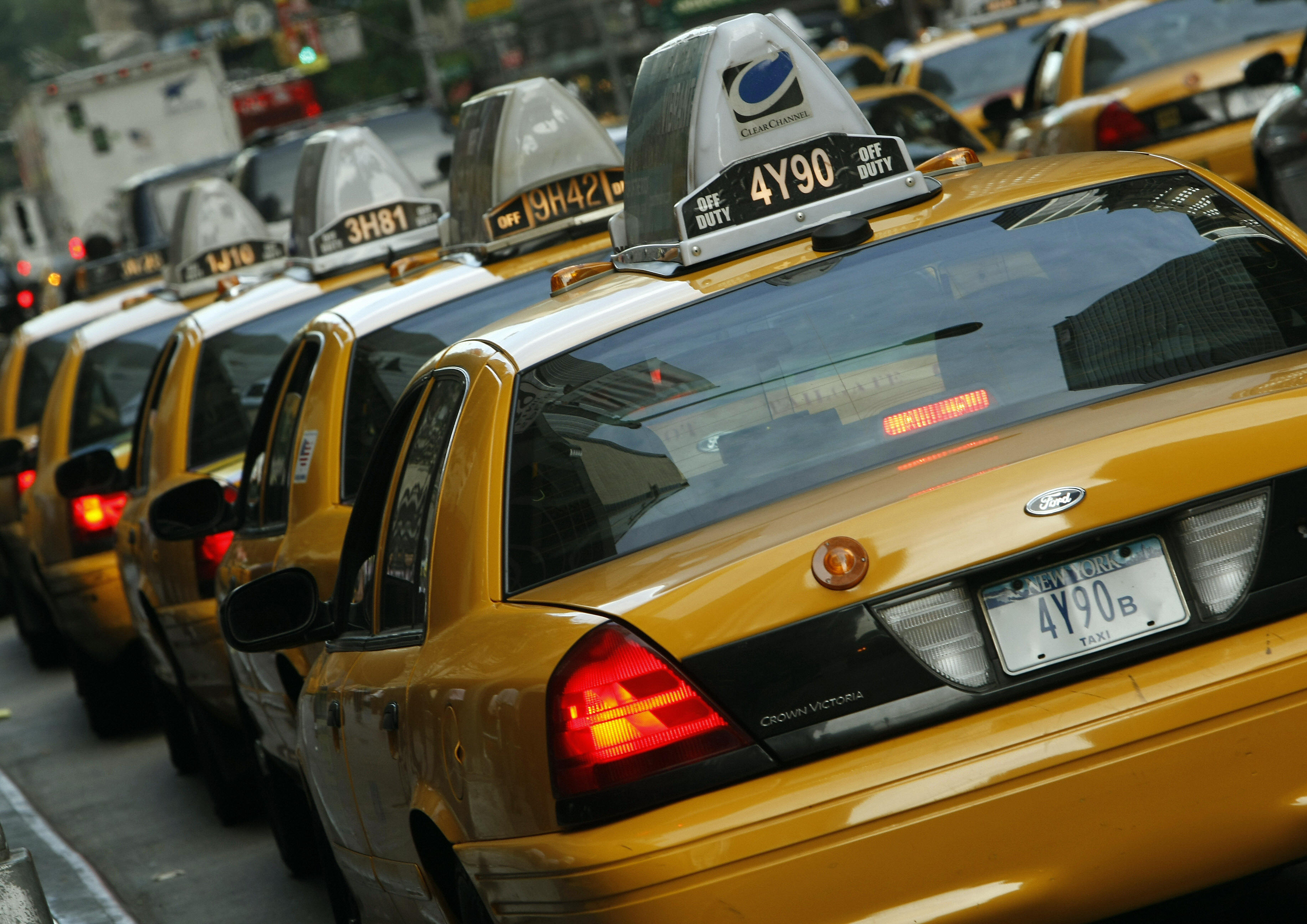 Такси. Способы привлечения клиентов