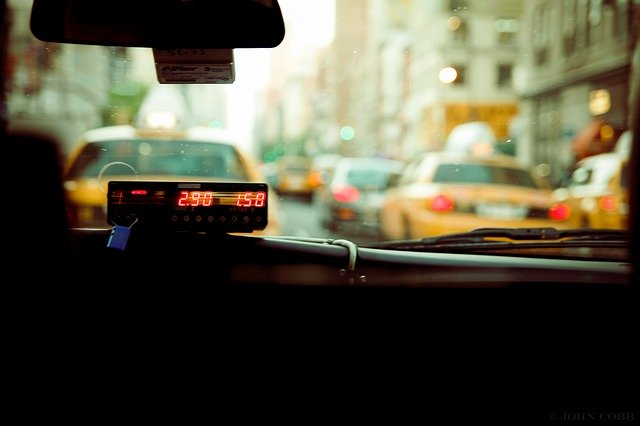 Такси в Украине в несколько раз дешевле, чем за границей